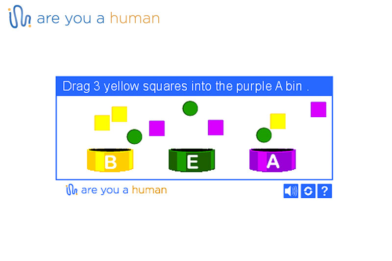 Are You a Human ? … Replacing Distorted Text CAPTCHAs – LookUp Detroit